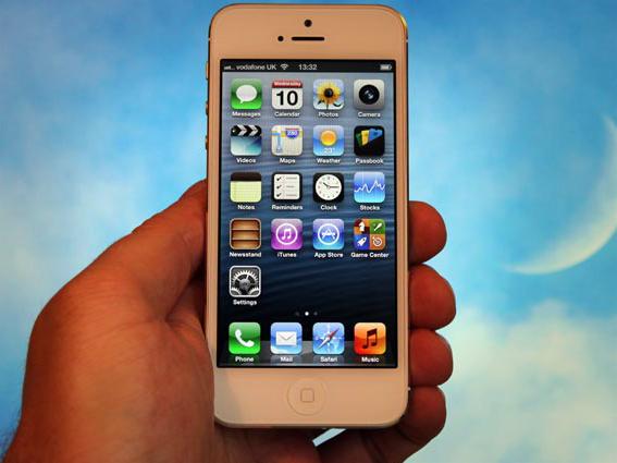 Wiederherstellung iphone 5s software extrahieren